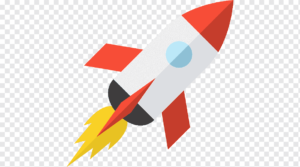 Gate15 rocket favicon